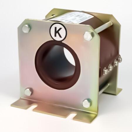 Indoor Dry-Type / Epoxy Resin Zero-Phase Current Transformer, 200mA