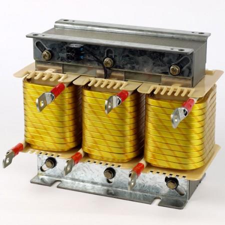 Low-Voltage Series Reactors (Detuned Reactors)
