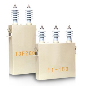 Oil-Type Low Voltage Power Capacitor (Safety)