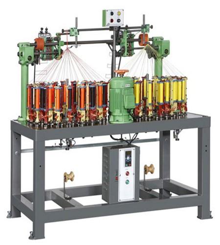 High Speed Braiding Machine (Round rope) - DKR High Speed Braiding Machine