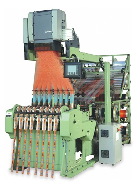 Economical Computerized Jacquard Needle Loom - EDJ Computerized Jacquard Needle Loom