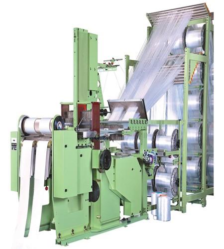 HTM Heavy Duty Narrow Fabric Weaving Needle Loom