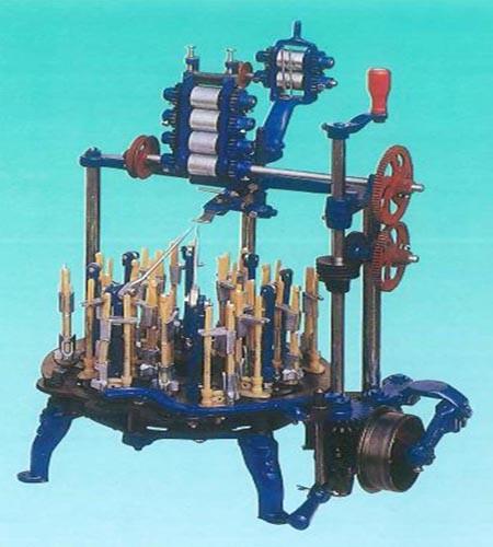 Traditional Braiding Machine (Flat tape) - KY-602 Traditional Braiding Machine