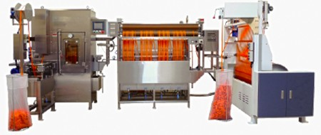 Continuous Dyeing Machine - KY-804A Continuous Dyeing Machine