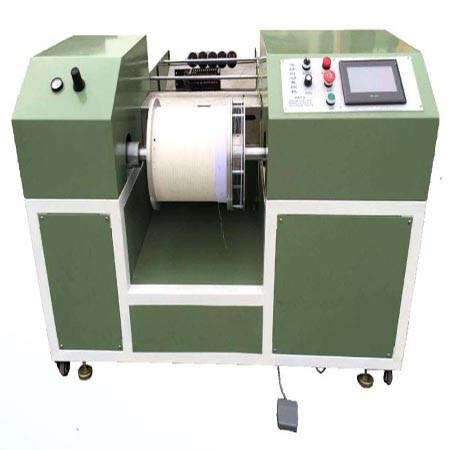 Demo Warping Machine - KY-TJX16 Sample Yarn Warping Machine