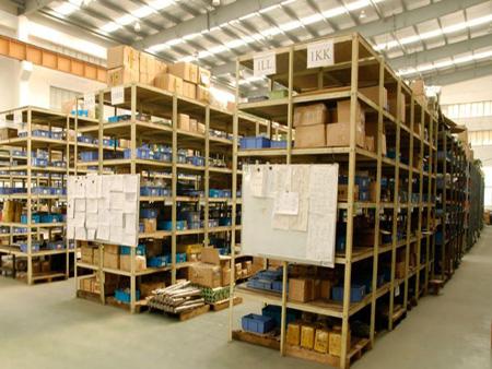 Entrepôt de KY Shanghai Factory