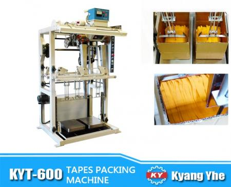 Tapes Packing Machine - KYT-600 Tapes Packing Machine