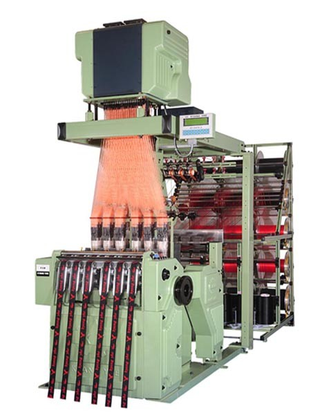 High Density Computerized Jacquard Needle Loom - NDJ Computerized Jacquard Needle Loom