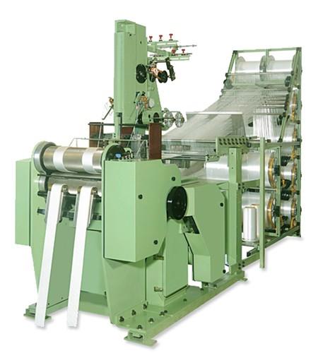 NDM Heavy Duty Narrow Fabric Weaving Needle Loom