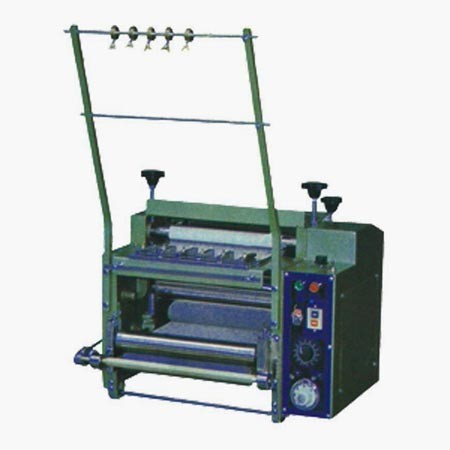 TH-002 Label Finishing & Starching Machine - TH-002 Label Finishing & Starching Machine