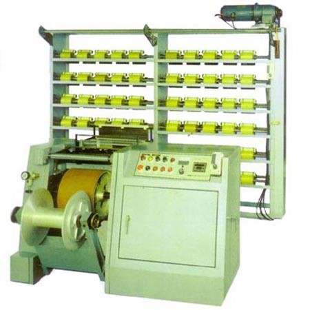 WMR308 Rubber Warping Machine - WMR308 Rubber Warping Machine