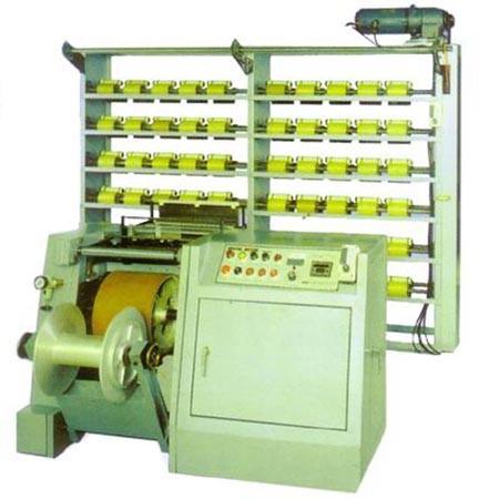 Standard Rubber Warping Machine - WMR308 Rubber Warping Machine