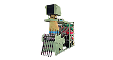 Computer jacquard needle loom series of products