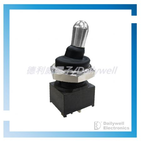 Sealed Toggle Switches - Sealed Toggle Switches