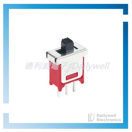 Sub-Miniature Slide Switches - Sub-Miniature Slide Switches