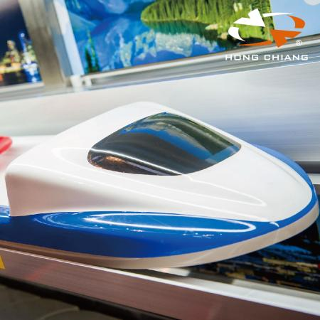 Bullet Train Delivery System - Bullet Train