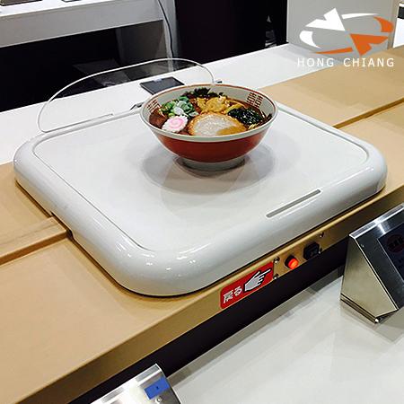 Express Large Flatbed Model Food System