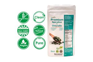 Biophyto® Premium Espirulina + Clorella