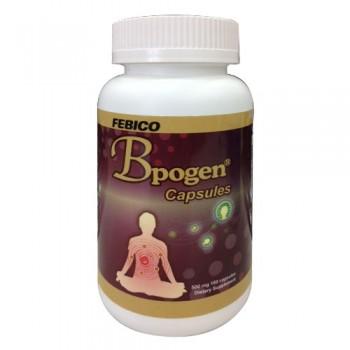 Bpogen Capsules - FEBICO Organic Vegan