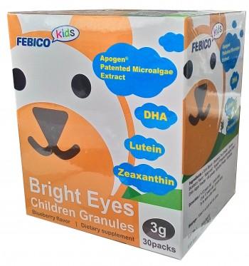 Bright Eyes Children Granules - FEBICO Bright Eyes Children Granules