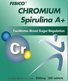 Chromium Spirulina