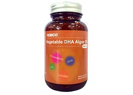 Vegetable DHA Algae Oil Capsule