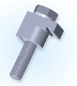ISO Single Wall Clamp(Ss)