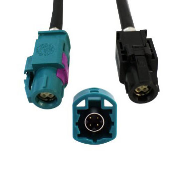 Fakra HSD Connector - Fakra HSD Connector