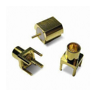 RF Coaxial Connector Jack for PCB Mount.