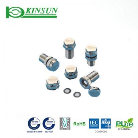 Bujão de ventilação - Conector impermeável da tomada de ventilação
