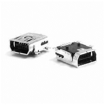 Conector Mini USB B - Conector Mini USB B