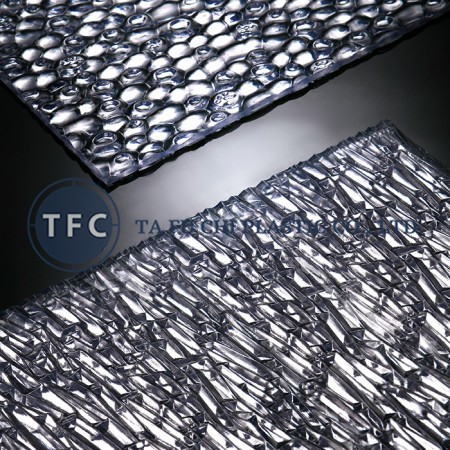 PS Sheet - One of general plastics: Polystyrene Sheet.