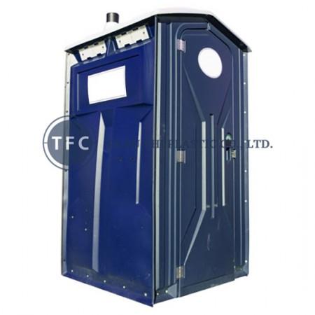 It is a storage portable toilet.