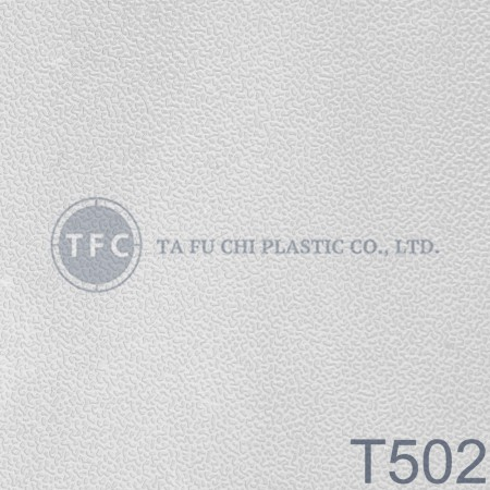 GPPS Embossed Sheet -T502 - The feature of PS embossed sheets is diversification of patterns.