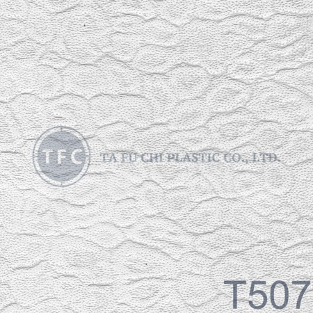 GPPS Embossed Sheet -T507 - The feature of PS embossed sheets is diversification of patterns.