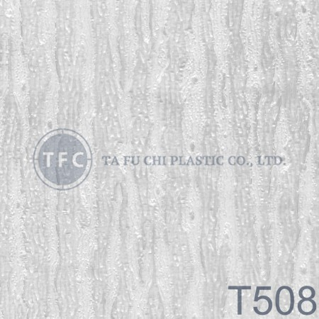 GPPS Embossed Sheet -T508 - The feature of PS embossed sheets is diversification of patterns.