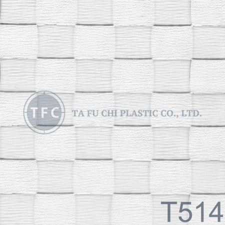 GPPS Embossed Sheet -T514 - The feature of PS embossed sheets is diversification of patterns.