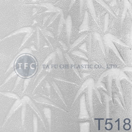 GPPS Embossed Sheet -T518 - The feature of PS embossed sheets is diversification of patterns.