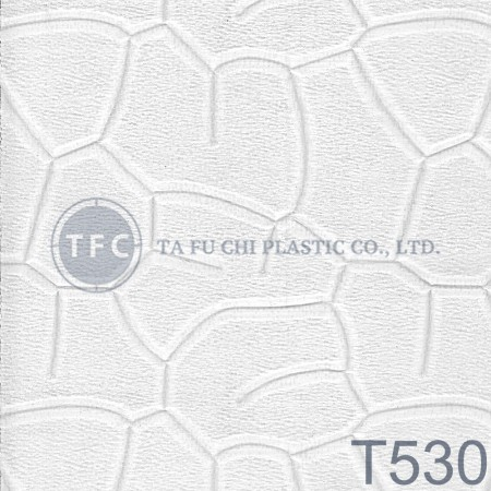 GPPS Embossed Sheet -T530 - The feature of PS embossed sheets is diversification of patterns.