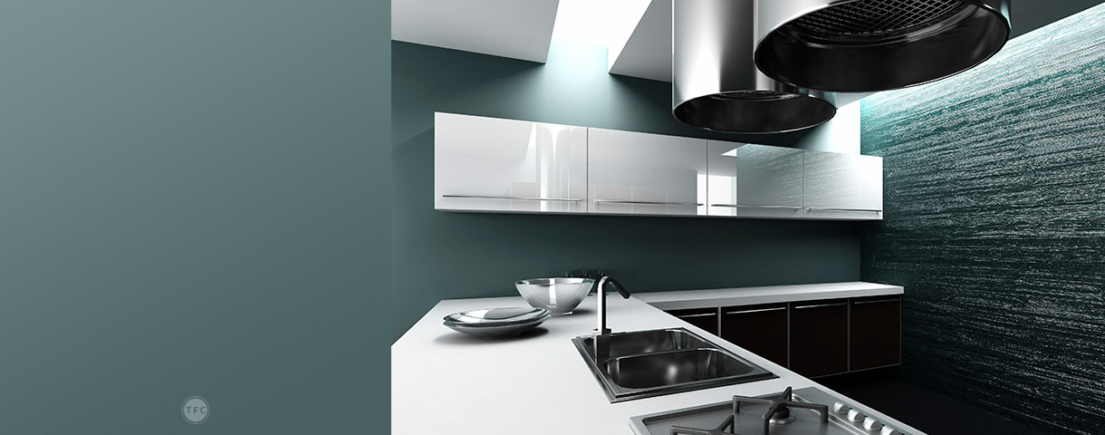 High Gloss Acrylic Sheet Best Choice For Kitchen Panel
