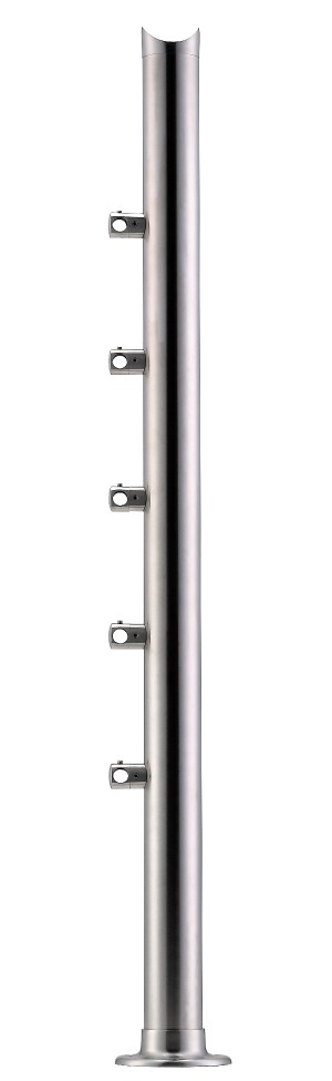 Stainless Steel Balustrade Posts - Tubular SS:2020579A