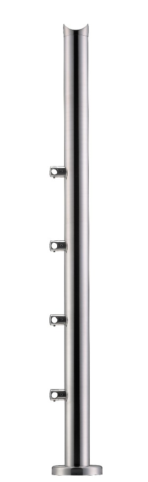 Stainless Steel Balustrade Posts - Tubular SS:2020477A