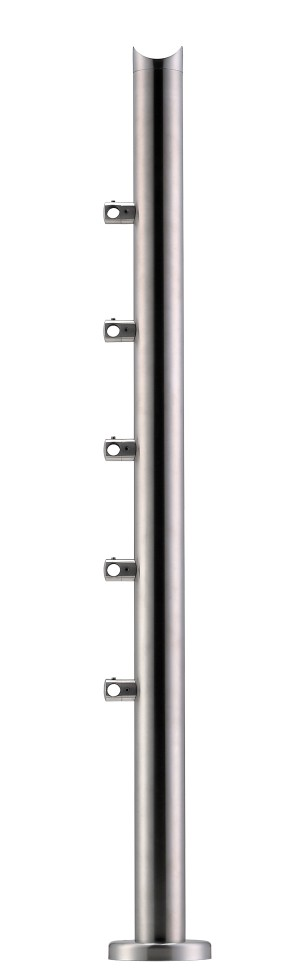 Stainless Steel Balustrade Posts - Tubular SS:2020577A