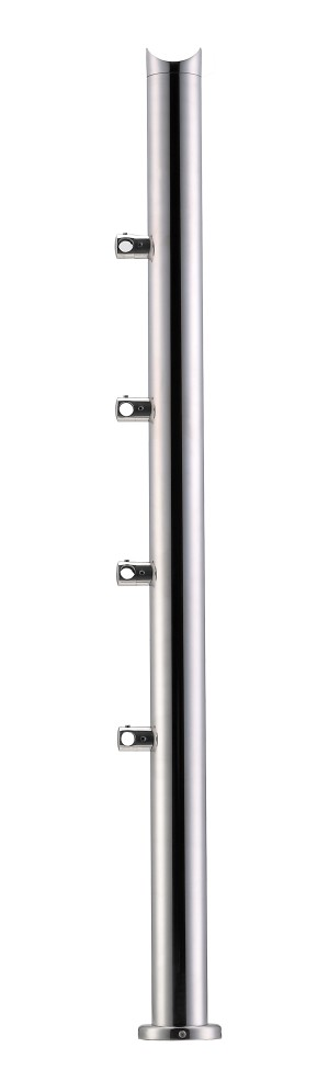 Stainless Steel Balustrade Posts - Tubular SS:2020478A