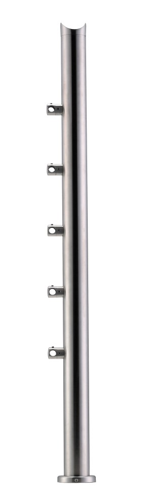 Stainless Steel Balustrade Posts - Tubular SS:2020578A