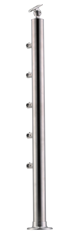 Stainless Steel Balustrade Posts - Tubular SS:2020556A