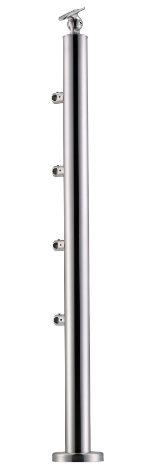 Stainless Steel Balustrade Posts - Tubular SS:2020457A