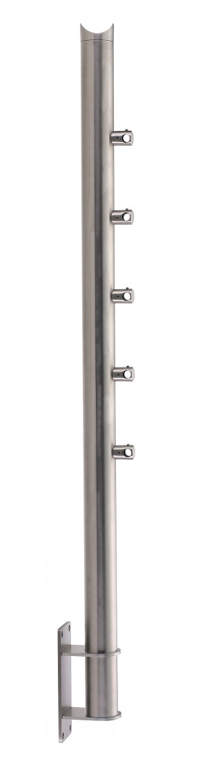 Stainless Steel Balustrade Posts - Tubular SS:2020576A