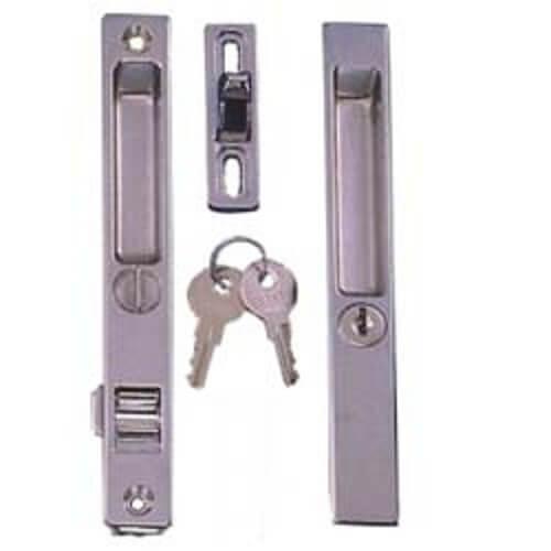 Flush Sliding Door Handle Hf 25 High Quality Builder Hardware