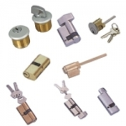 Cylinders - Mortise cylinder and European profile cylinder